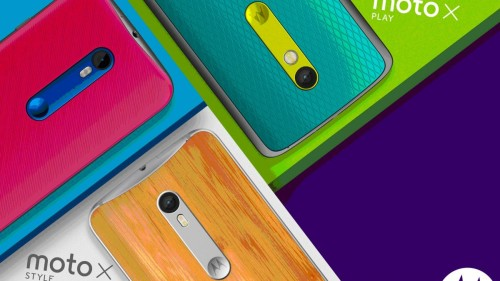 Motorola's new smartphones will catch your attention
