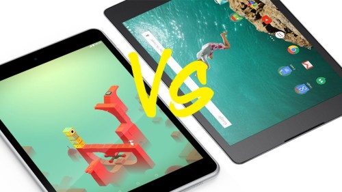 Nokia N1 vs Nexus 9 comparison: What's the best Android Lollipop tablet?