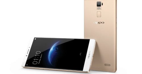 OPPO R7 Plus brings its 6-inch body to international markets