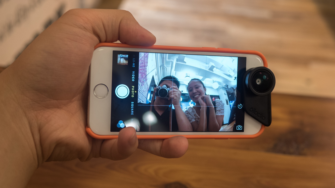 Olloclip Active Lens Iphone  Review