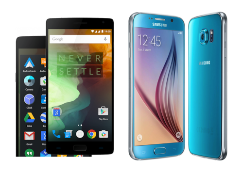 OnePlus 2 vs Samsung Galaxy S6 comparison review: 'Flagship killer' against the best phone
