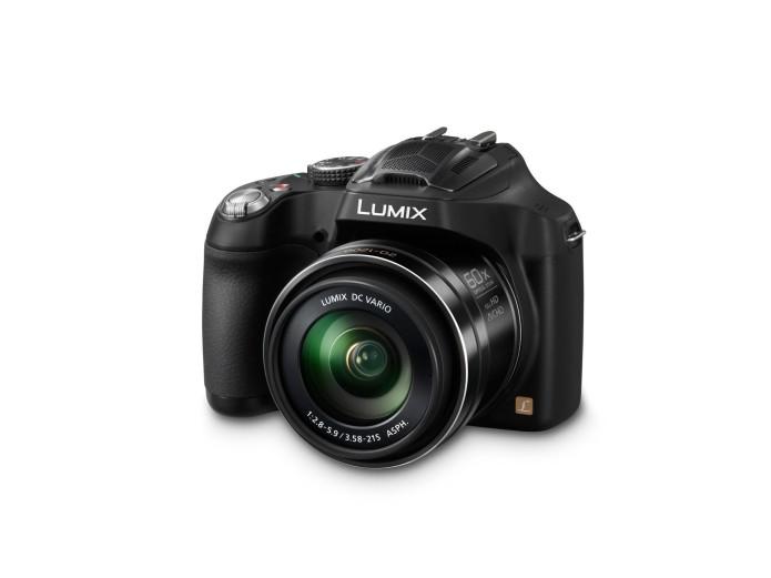 Panasonic Lumix FZ72 review