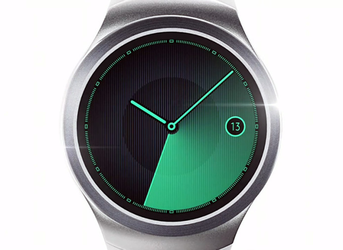 Samsung's Mysterious Gear S2 Smartwatch Looks Downright Wearable