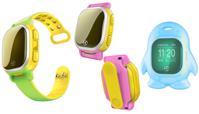 Tencent QQ Watch wearable for kids is rugged, colorful