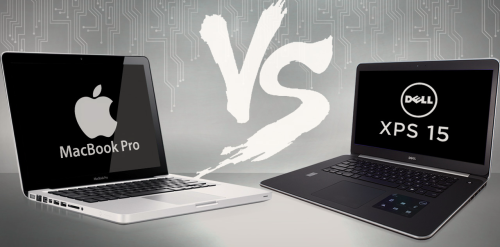 MacBook Pro 15in v Dell XPS 15 head-to-head review