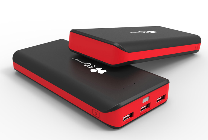 EC Technology 12,000mAh External Battery Pack review: Charge three devices at once with this great-value power bank