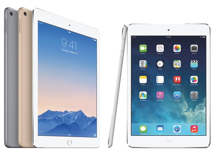 iPad Air 2 vs iPad Air comparison review