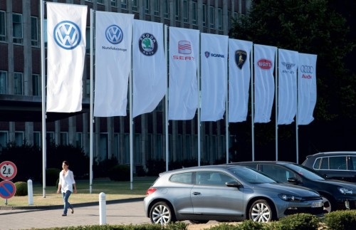 Volkswagen has spent two years trying to hide a big security flaw
