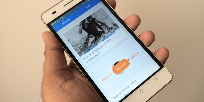 Mozilla launches Webmaker app for Android