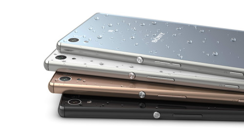 Sony spokesman says the Xperia Z5 'Premium' has a 4K screen