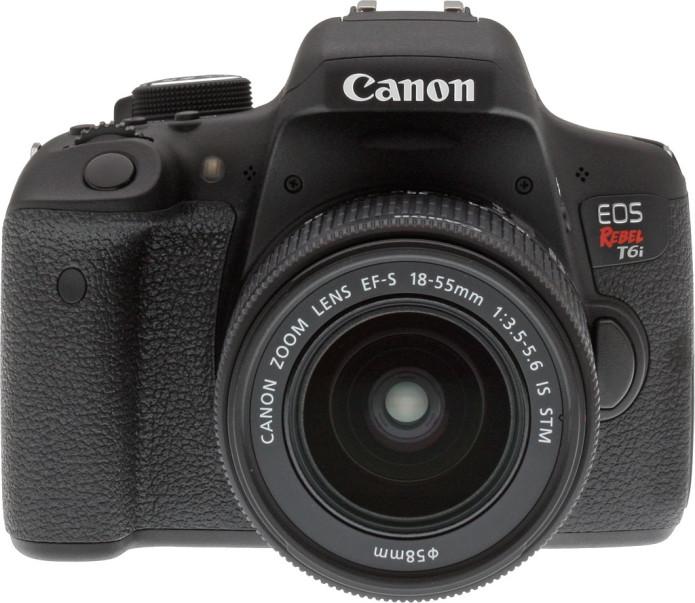 Canon Rebel T6i Digital Camera Review