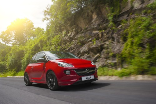 Opel Adam Jam 1.0 EcoFlex Review
