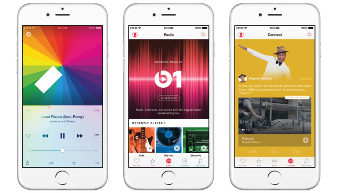 Apple Music woos 11 million users to trial