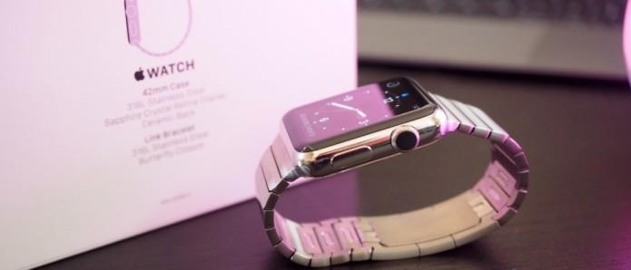 Apple Watch gets bigger Sports and Link Bracelet options