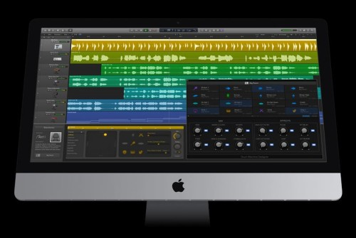 Apple Logic Pro X 10.2 adds the magic of Alchemy's synth