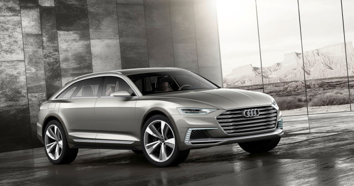 Audi targets 300 mile range for all-electric SUV