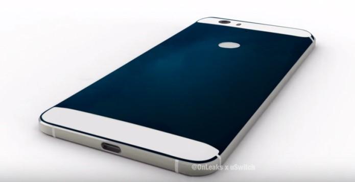 Huawei Nexus X detailed in render leaks