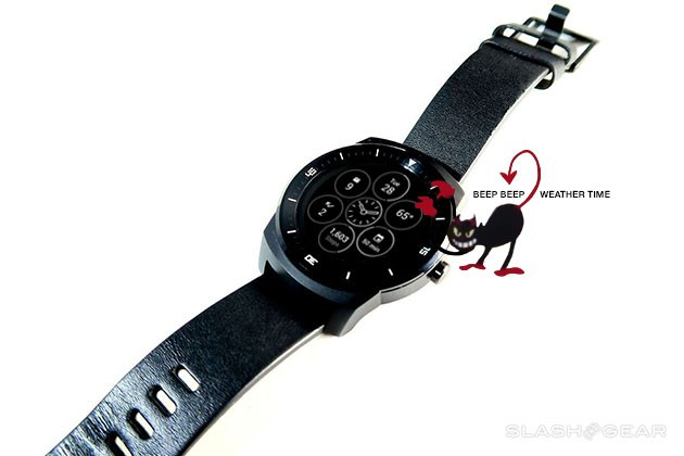 ANDROID WEAR INTERACTIVE WATCH FACES ENLIVEN THE WHOLE PLATFORM