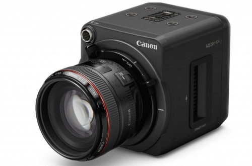 Canon's New Camera Sees More In the Dark Than You Ever Thought Possible