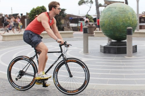 Caron Bicycle Offers Six Ways Of Pedaling To Vary Your Cycling Workouts