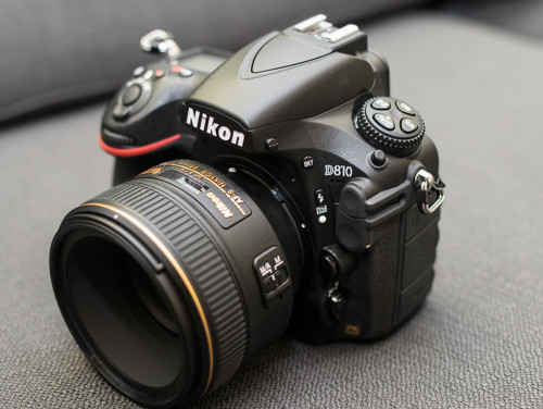 Nikon D810 Digital Camera Review