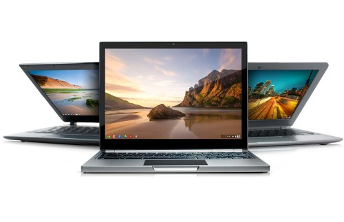 Google hopes Chromebook will expand share of workplace market