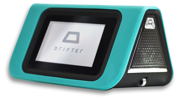 Drifter speaker is buoyant, plays music sans smartphone