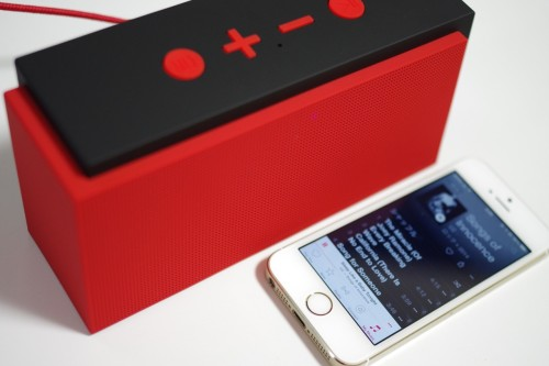 Review: Inateck MarsBox wireless speaker — angular and playful
