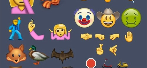 38 new emojis proposed for Unicode 9 next year
