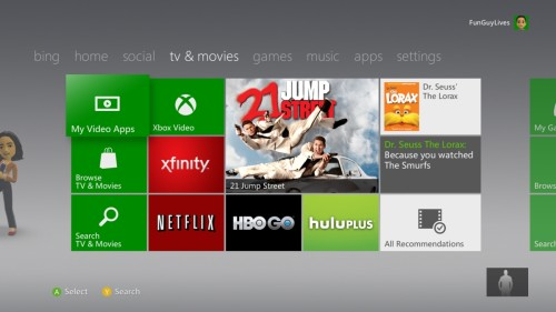 Next month Comcast will turn off the Xbox 360 app Netflix hated