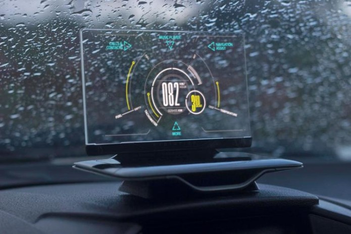 Exploride Is A 6-Inch Transparent Standalone HUD