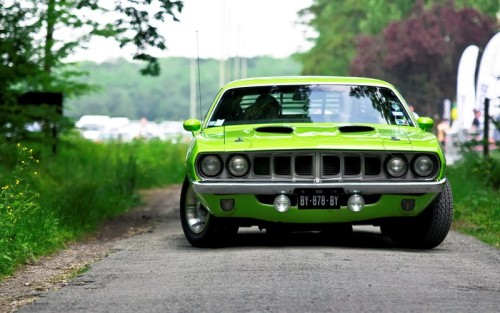 New Barracuda tipped at FCA dealer conference