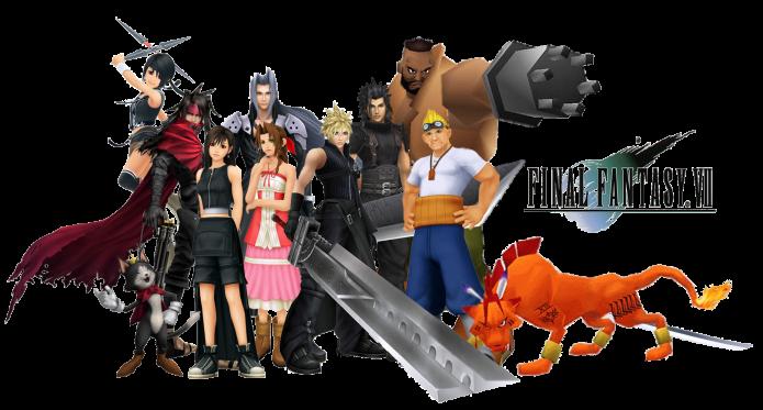 Final Fantasy VII for iOS Review