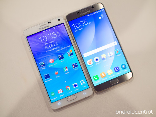 Samsung Galaxy Note 5 vs Note 4: What's Changed?