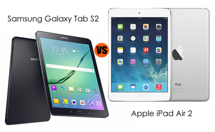 Samsung Galaxy Tab S2 vs iPad Air 2 comparison preview: Flagship iOS and Android tablets are almost identical