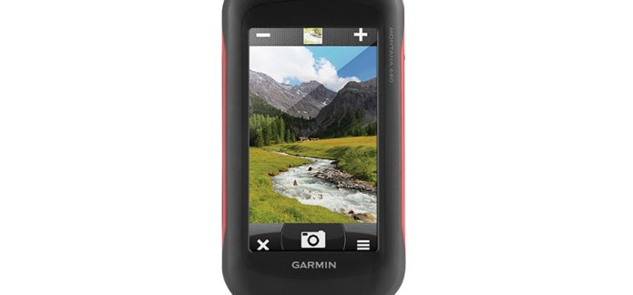 Garmin Montana 610, 610t Camo, 680, and 680t GPS devices support GLONASS