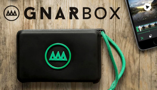 Gnarbox puts a video editing suite in your back pocket