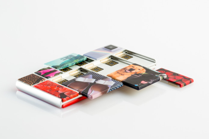 Google's clever Project Ara module magnets don't work