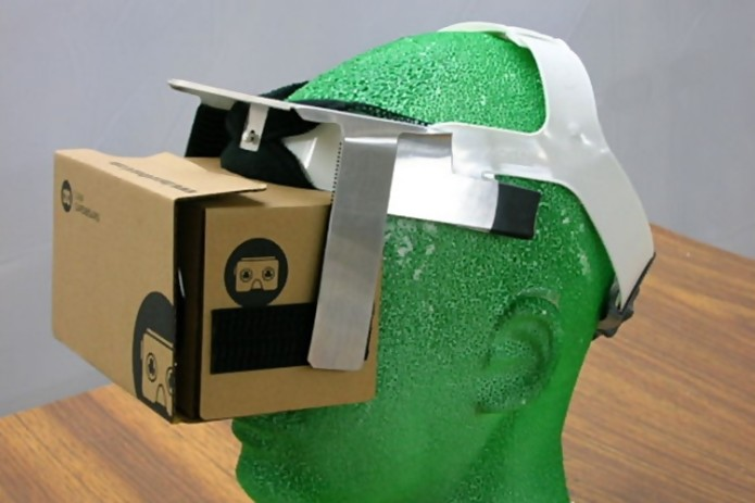 Hands Free Headgear Is A Comfy Head Mount For Your Google Cardboard Headset