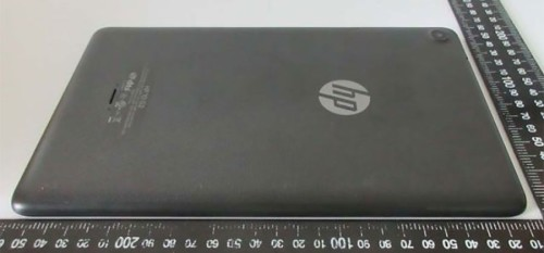New 10-inch HP tablet tipped by FCC and Bluetooth SIG