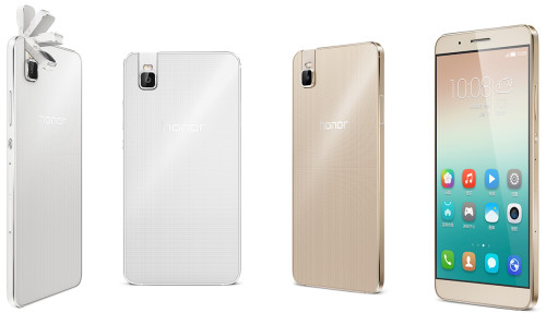 Huawei's Honor 7i has just one flipping camera