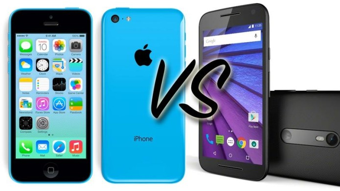 Moto G vs iPhone 5C comparison review: Save money or get the iPhone 5S - why the iPhone 5C is a compromise too far