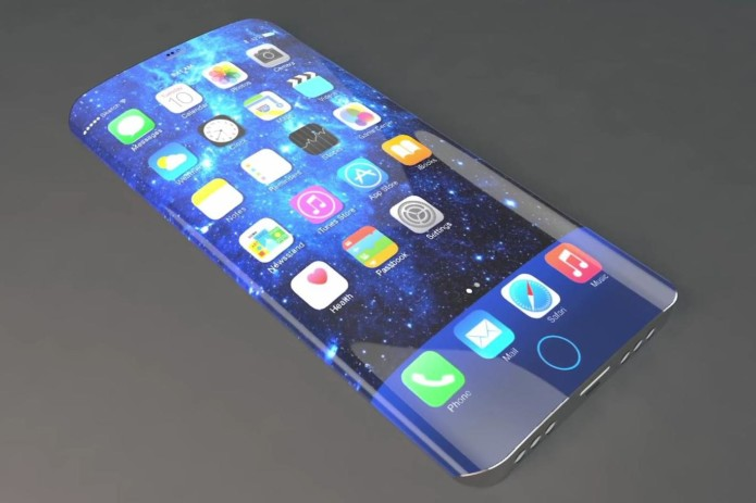 Apple patents iPhone Edge style side-display