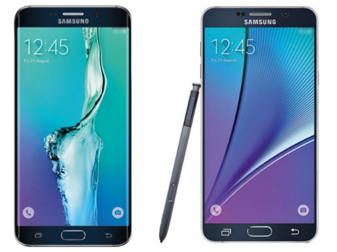 Galaxy Note 5, S6 edge+ get revealing leaked photos again