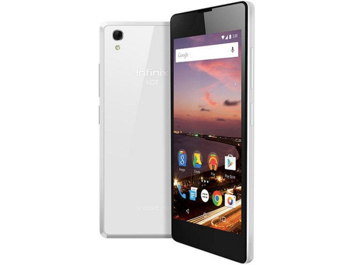 Infinix HOT 2 phone kicks off Android One in Africa