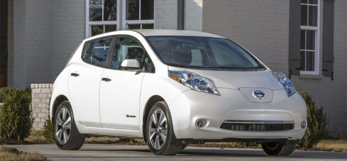 2016 Nissan Leaf tipped for 110-mile battery option