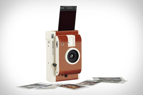 Lomo Instant camera review