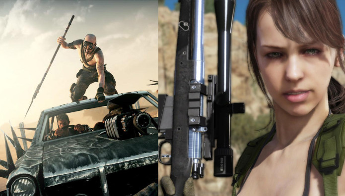 'Metal Gear Solid 5' And 'Mad Max' Headed For Release Date Collision, Should One Blink?