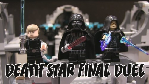 Star Wars Death Star Final Duel LEGO Review