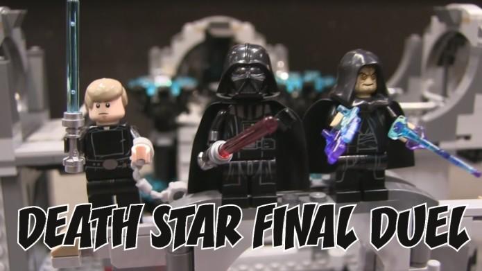 Star Wars Death Star Final Duel LEGO Review | GearOpen